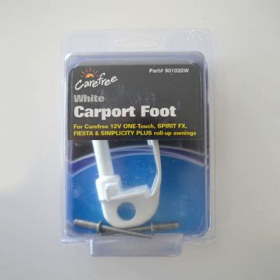 Carefree Carport Foot