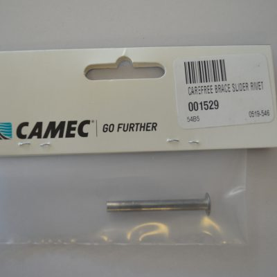 Carefree Brace Slider Rivet