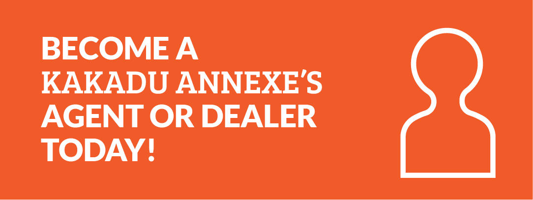 Become a Kakadu Annexe's Agent or Dealer Today!